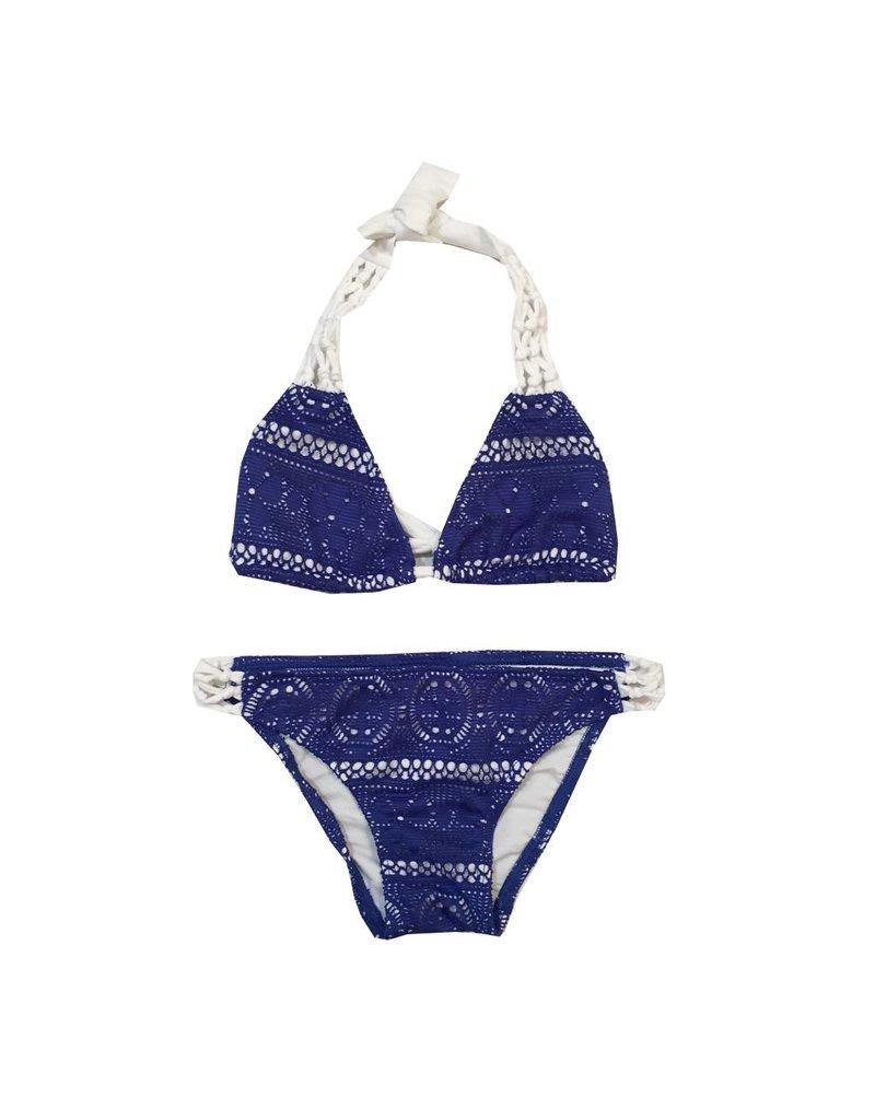 Coral Reef Lace Bikini