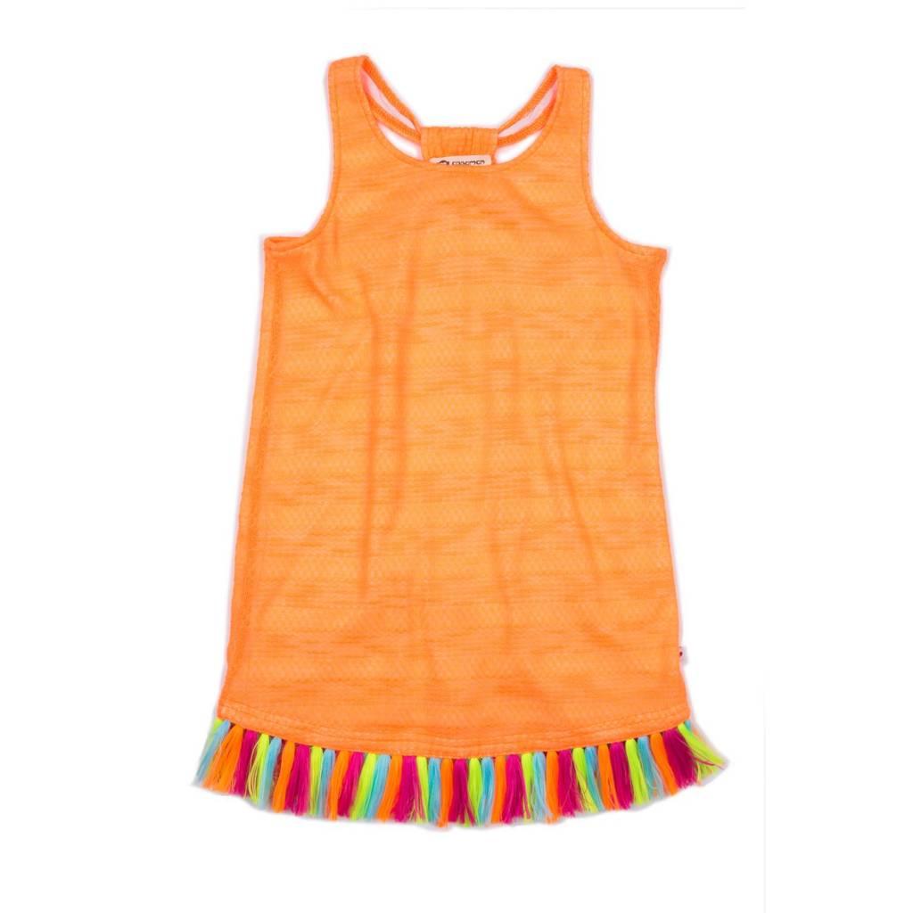 Appaman Neon Fringe Dress