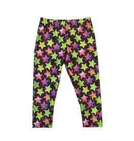 Dori Creations Infant Neon Stars Legging