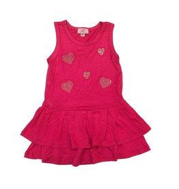 Sofi Hearts Ruffle Tank Dress