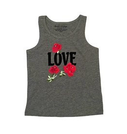 Small Change Love Roses Infant Tank