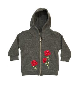 Small Change Roses Infant Hoodie