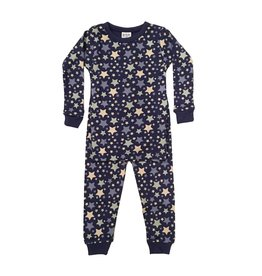 Baby Steps Navy Stars PJ Set