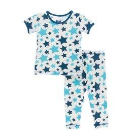 Kickee Pants Star 2pc PJ Set