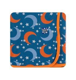Kickee Pants Moon and Star Blanket
