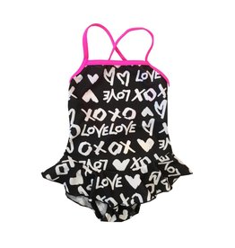 Cruz XO Ruffle 1pc Swimsuit
