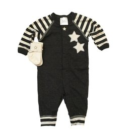 Too Sweet Striped Thermal Star Outfit