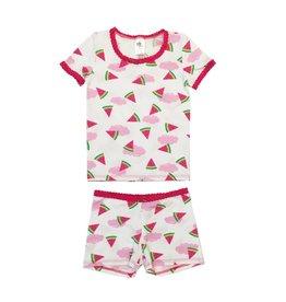 Esme Watermelon Pajama Short Set