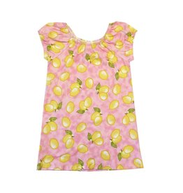 Esme Lemon Nightgown
