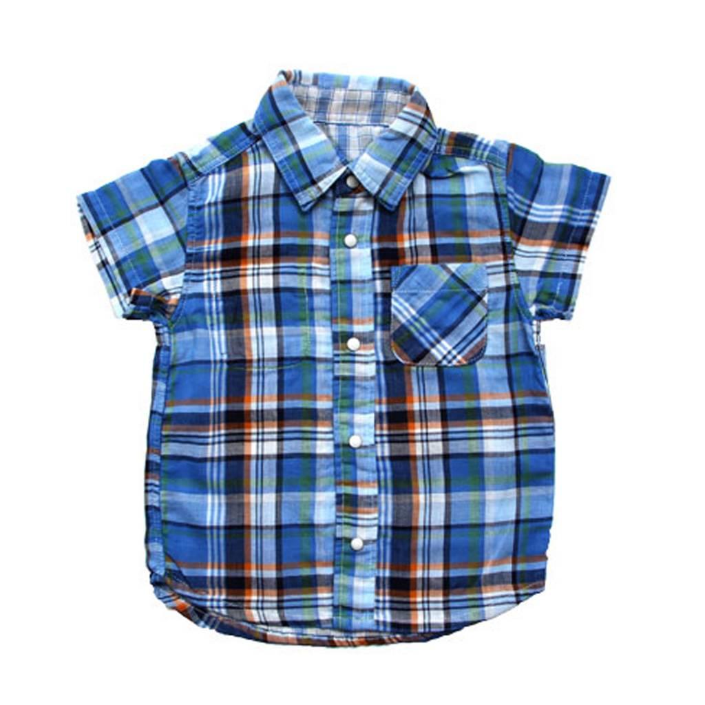 Bit'z Kids Reversible Plaid Infant Tee