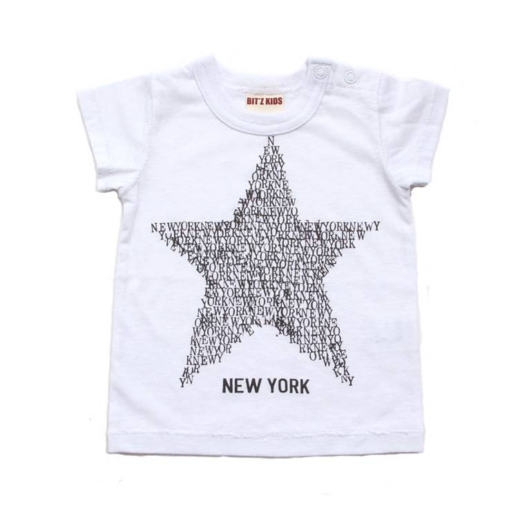 Bit'z Kids New York Star Infant Tee