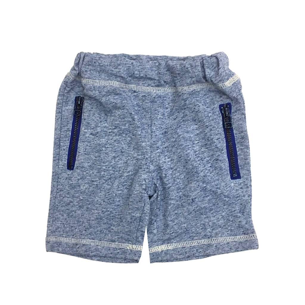 Bit'z Kids Heathered Infant Shorts