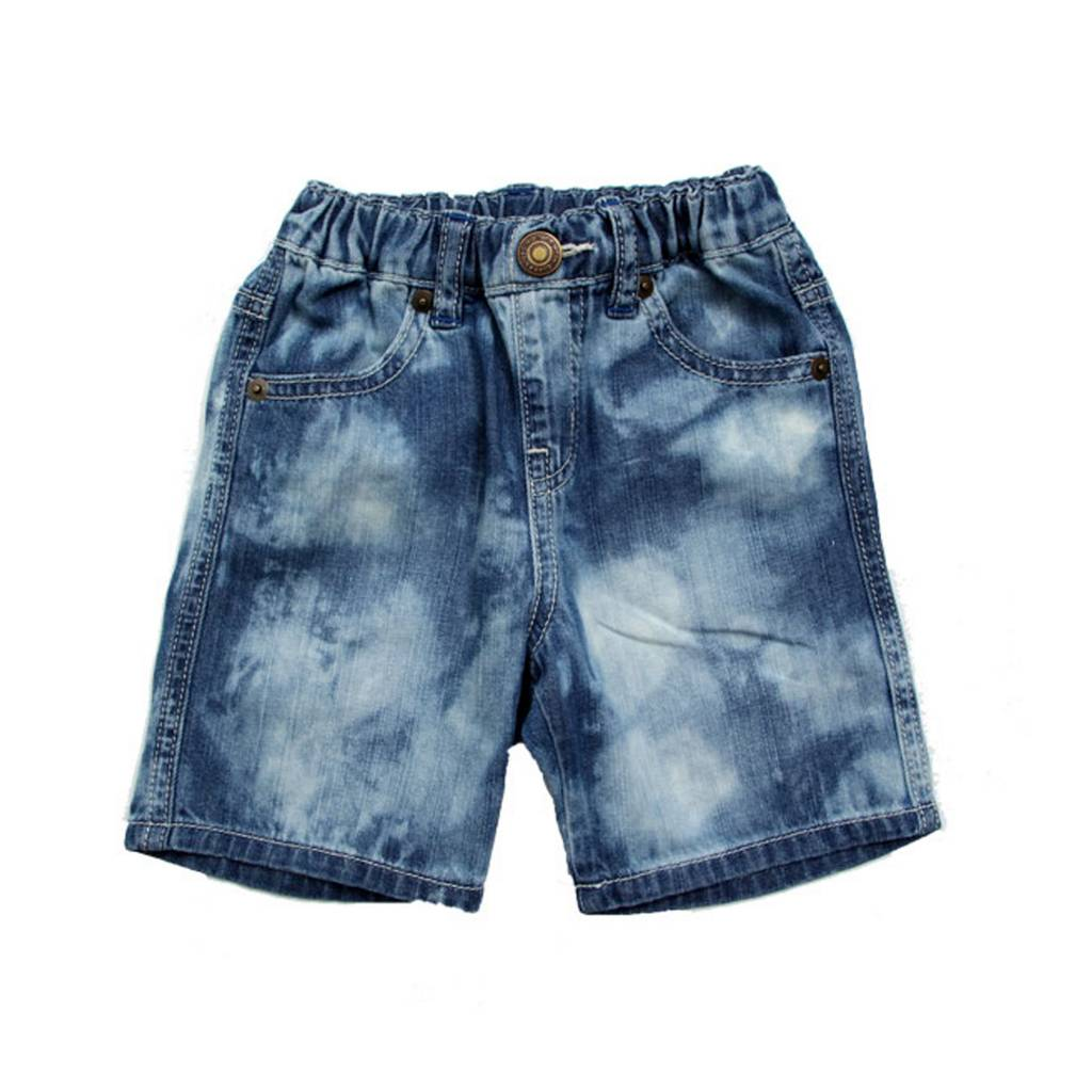 Bit'z Kids Bleach Denim Shorts
