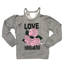 Flowers By Zoe Love Roses Sweratshirt
