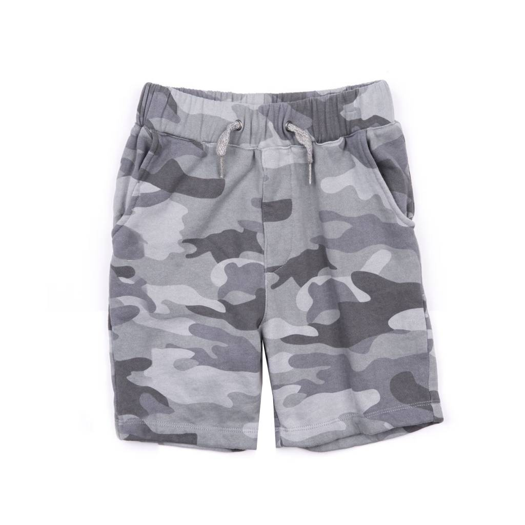 Appaman Camo Sweat Short