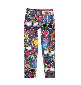 Malibu Sugar Cool Vibes Leggings (4-6X)