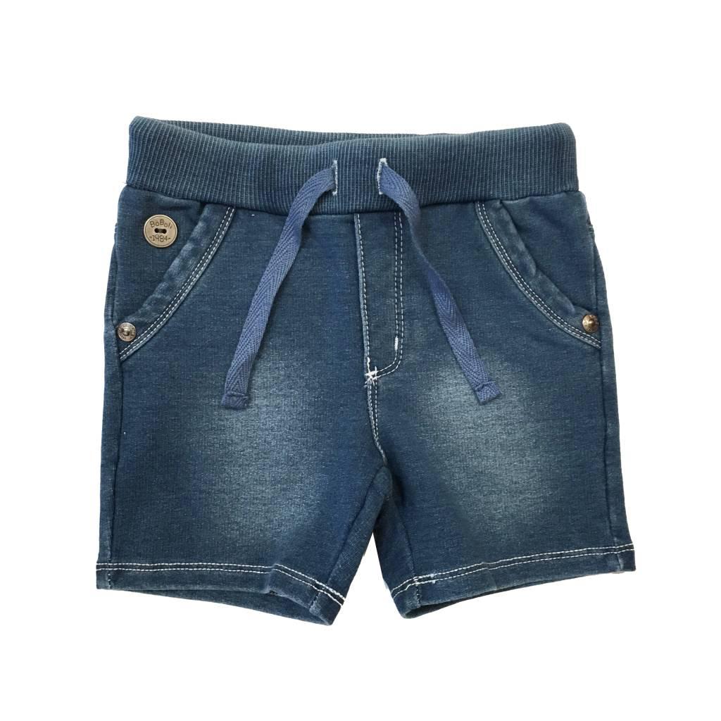 Boboli Stretch Denim Shorts