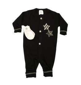 Too Sweet Black Stars Outfit