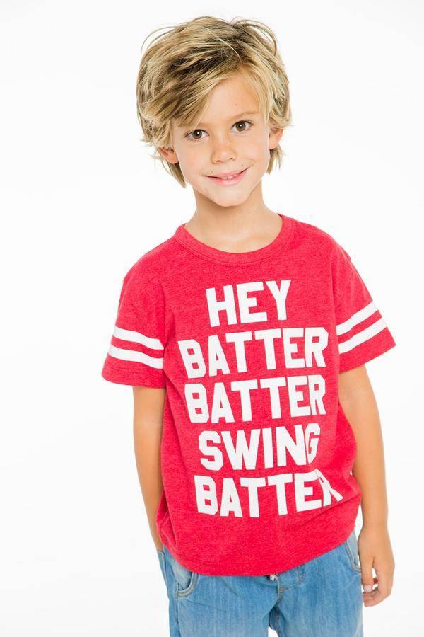 Chaser Hey Batter Batter Tee