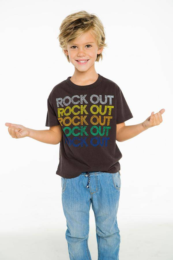 Chaser Rock Out Tee