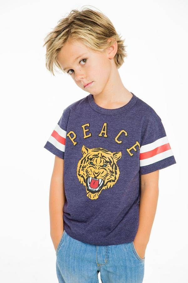 Chaser Peace Tiger Tee