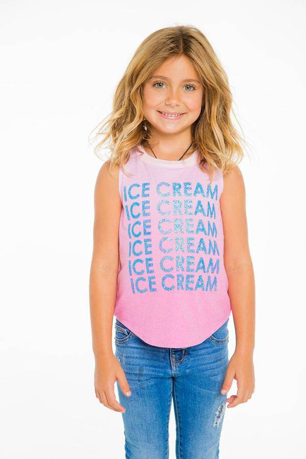 Chaser Ice Cream Tank