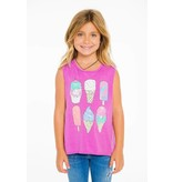 Chaser Ice Cream & Pops Tank