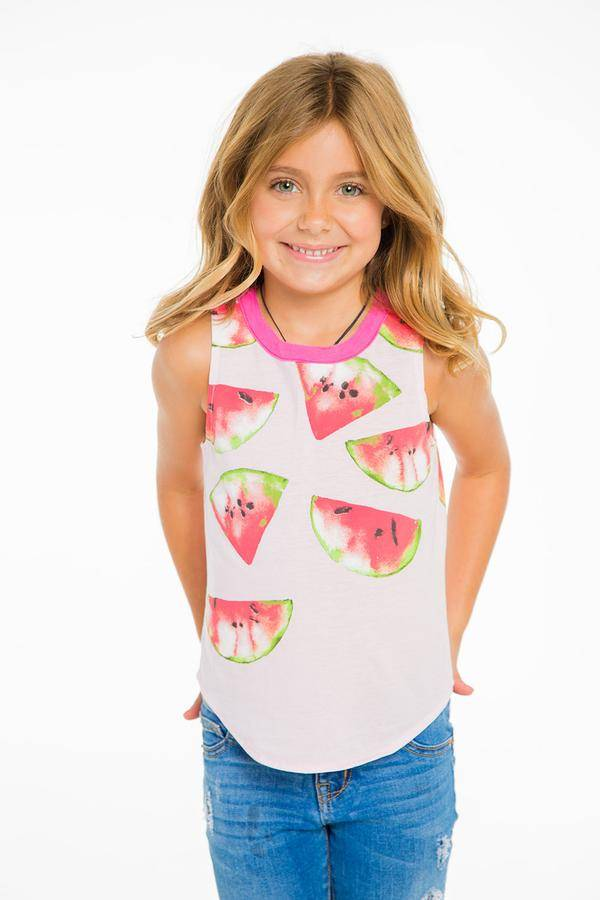 Chaser Watermelon Tank