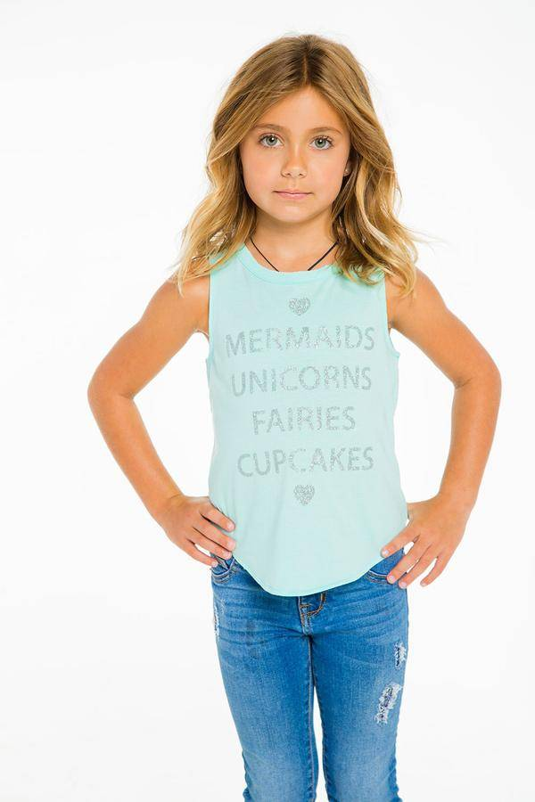 Chaser Mermaids & Unicorns Tank