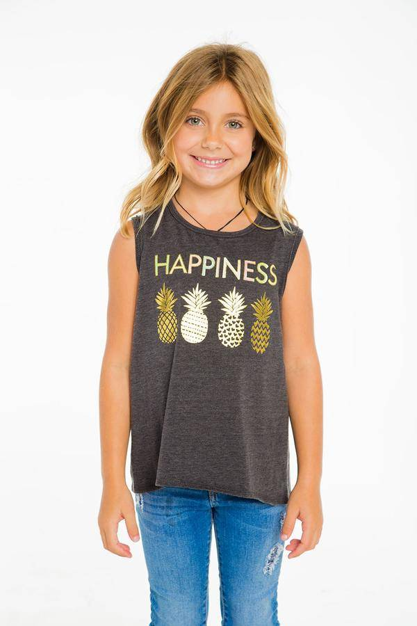 Chaser Pineapple Happiness Tank