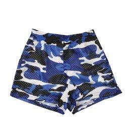 Dori Creations Camo Mesh Shorts