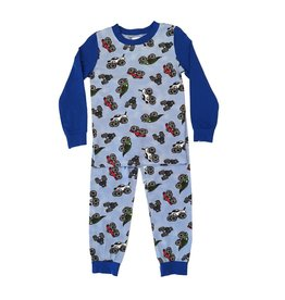 Esme Boys Trucks 2pc Pajama Set
