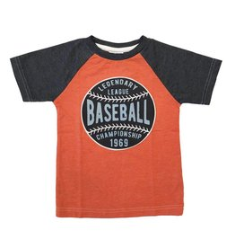 Mish Baseball League Tee
