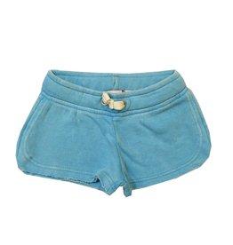Play Six Turquoise Burnout Shorts