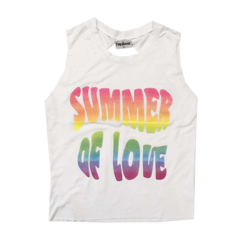 Firehouse Summer of Love Keyhole Tank