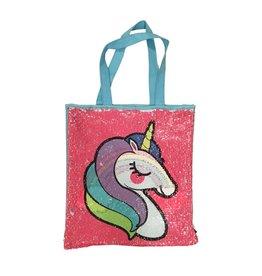 Magic Unicorn Reversible Sequin Tote Bag