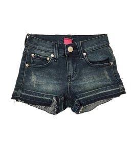 Pinc Distressed Wash Shorts