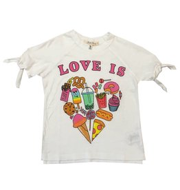 Junkfood Love is Candy Tee