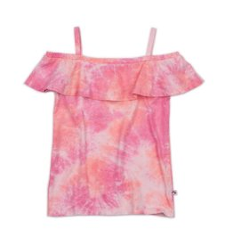 Appaman Tie Dye Off Shoulder Tank