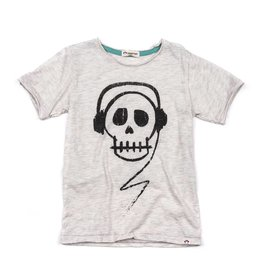 Appaman Skull Headphones Tee