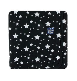 Kickee Pants Silver Star Blanket