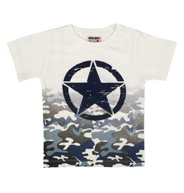 Mish Infant Camo Ombre Tee