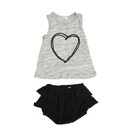 Joah Love Heart Tank Set