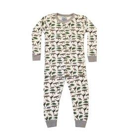 Baby Steps Dinosaur Infant PJ Set