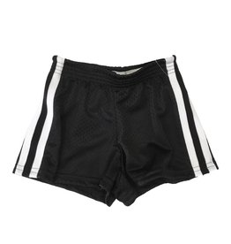 Dori Creations Striped Mesh Shorts