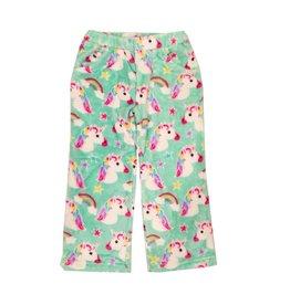 Candy Pink Unicorn Plush Lounge Pants