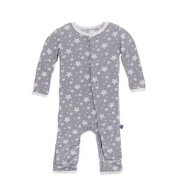 Kickee Pants Feather Stars Coverall