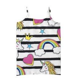 Malibu Sugar Unicorn Princess Cami 4-6x