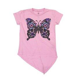 Lauren Moshi Retro Butterfly Tee
