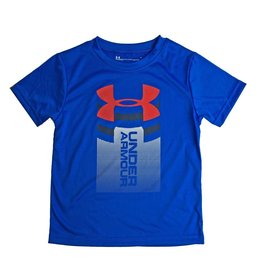 Under Armour Rising Big Logo Tee